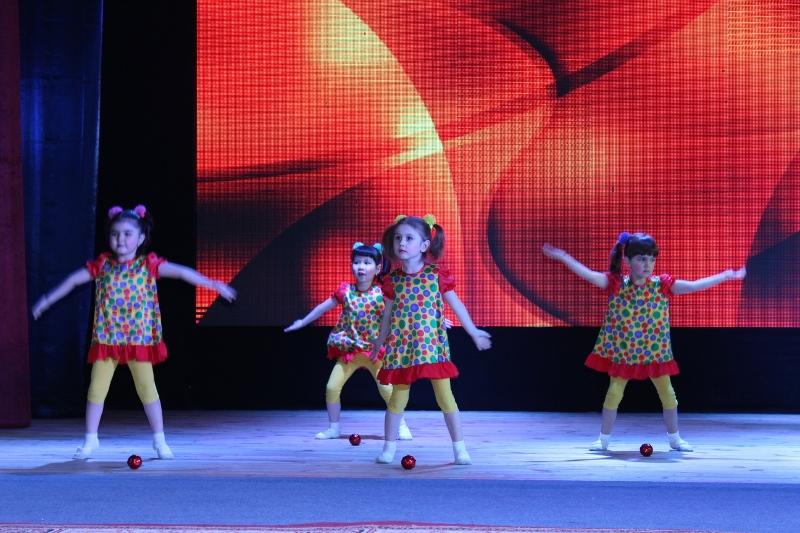 Концерт в поддержку детей-аутистов прошел в Петропавловске