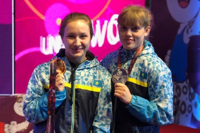 Сборная РК завоевала «бронзу» на чемпионате Азии по борьбе