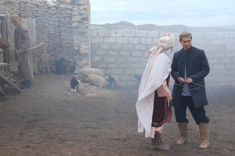 哈萨克斯坦影片入围伊朗曙光旬国际电影节