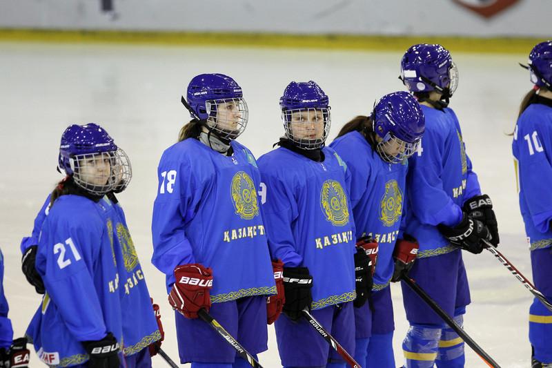 哈萨克斯坦女子冰球队将赴华参加世锦赛