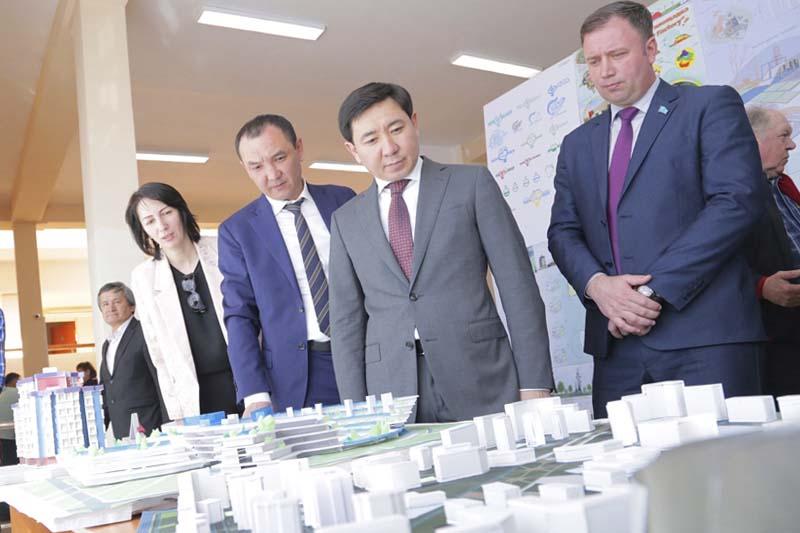 Проекты молодых архитекторов Усть-Каменогорска воплотят в жизнь