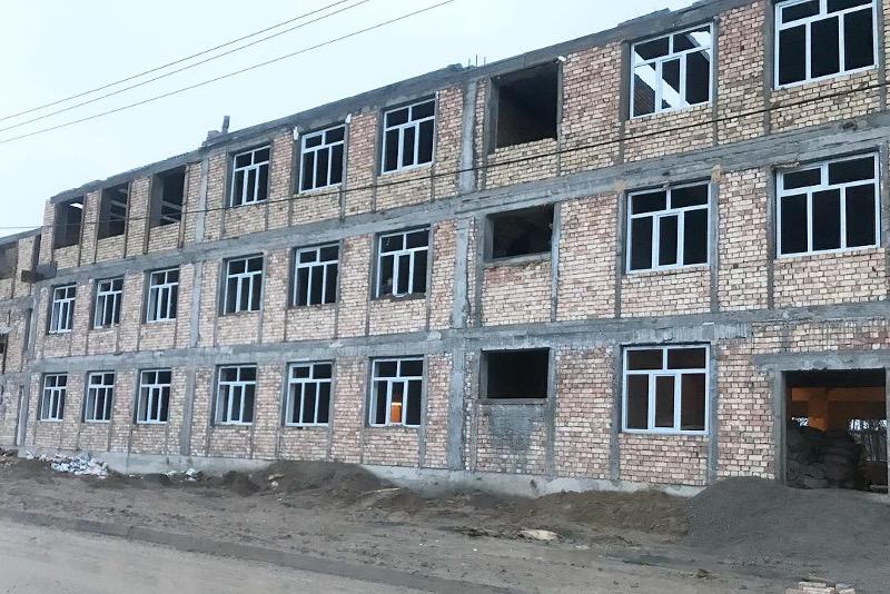 Школу на 1180 мест откроют в Шымкенте