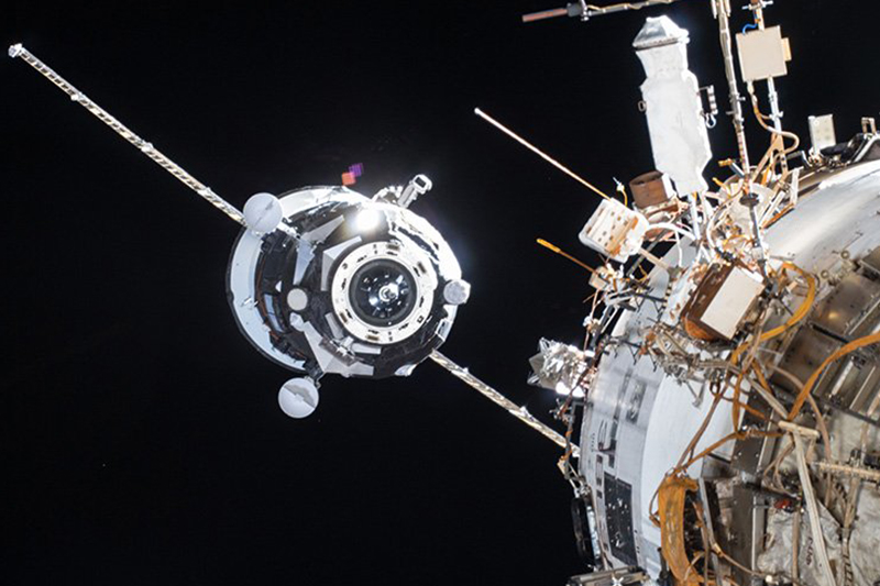 Корабль «Прогресс МС-11» побил рекорд по скорости доставки груза на орбиту