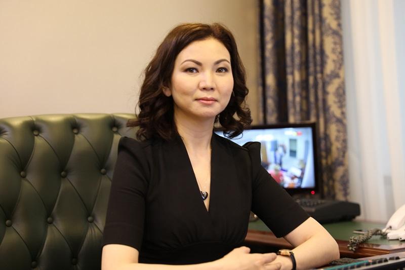 Айгуль Шаимова назначена на должность вице-министра национальной экономики РК