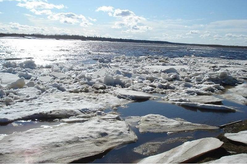 О подъеме уровня воды в реках предупредили жителей 5 регионов страны