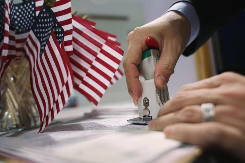 2018年共有2万名哈萨克斯坦公民获得美国签证