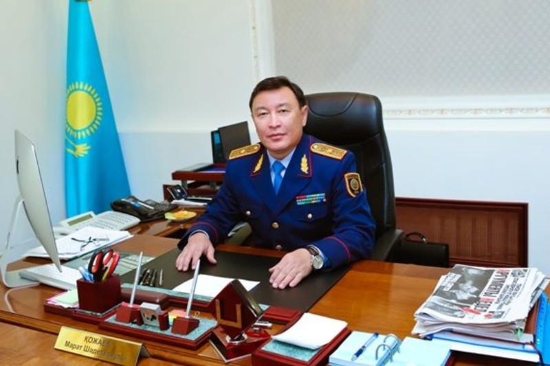 总统任命内务部第一副部长