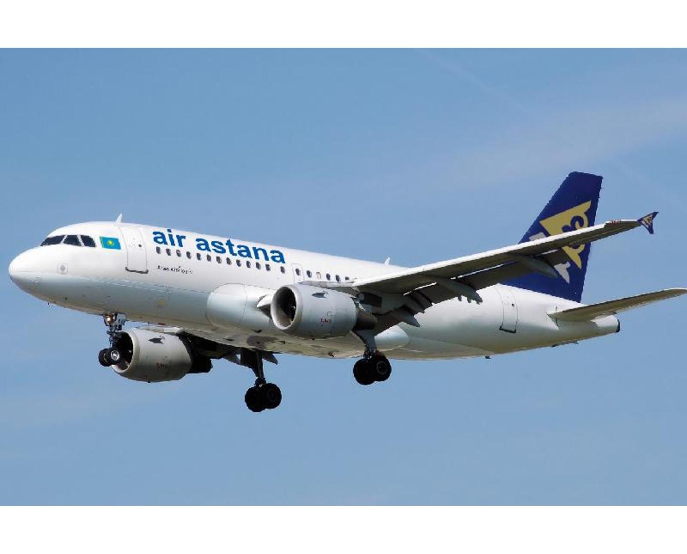 «Air Astana» ұшағы қозғалтқышындағы ақауына байланысты Ресей әуежайына қонды