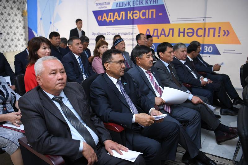 По миллиарду тенге получат все районы Туркестанской области