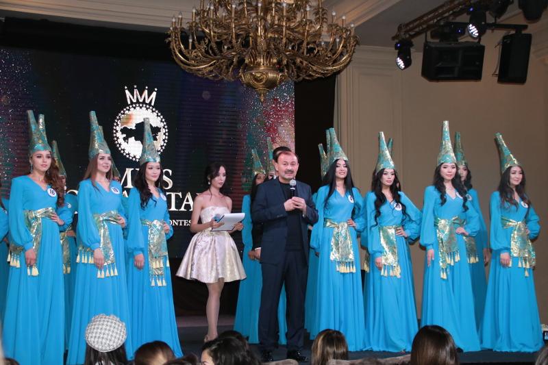 Самую красивую девушку выбрали в Алматы