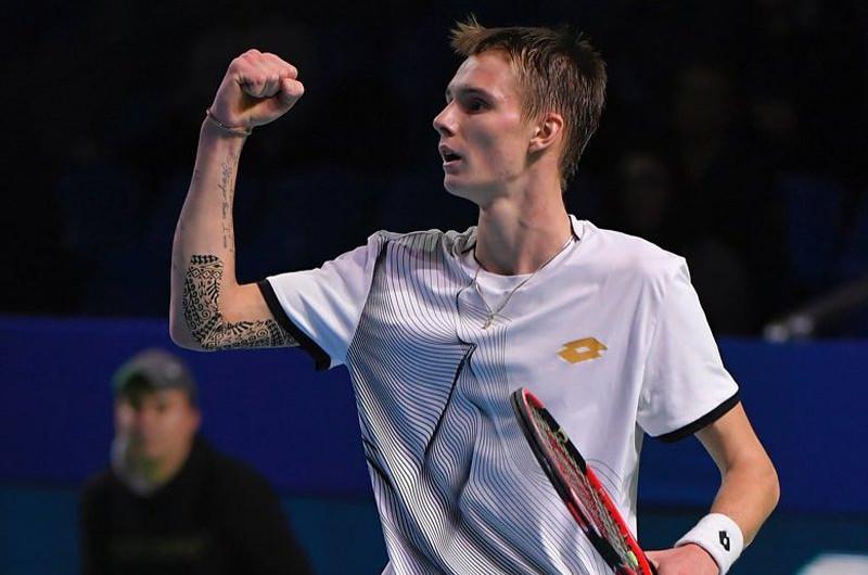 哈萨克斯坦网球运动员巴布利克获得蒙特雷挑战赛冠军