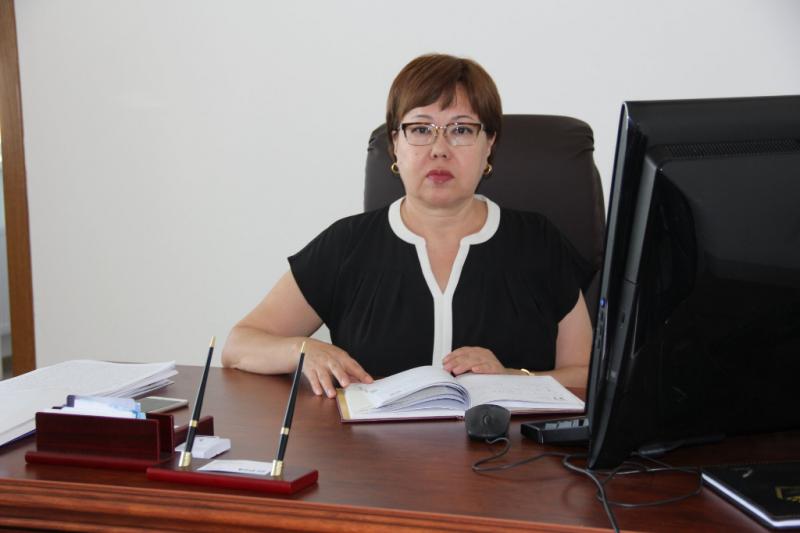 «Назарбаев Зияткерлік мектептеріне» жаңа басқарма төрайымы тағайындалды