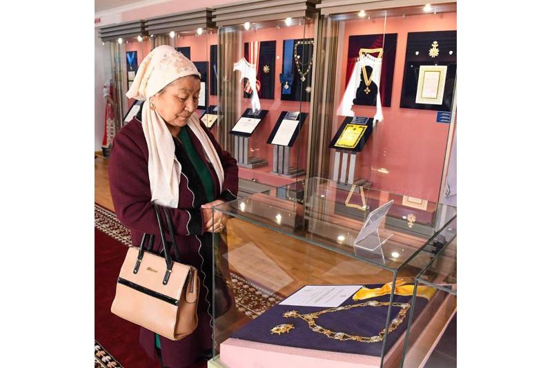 Қызылордада «Н. Назарбаев: дәуір, тұлға, қоғам» көшпелі көрмесі ашылды