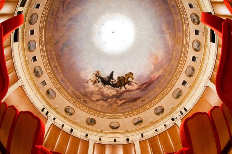 Калейдоскоп разнообразных концертов представит «Астана опера» в апреле