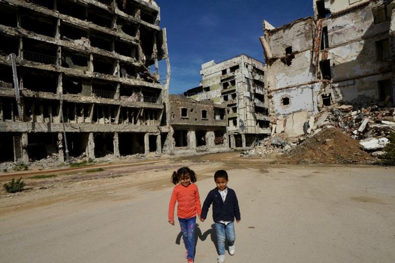 联合国:利比亚首都人道局势急速恶化