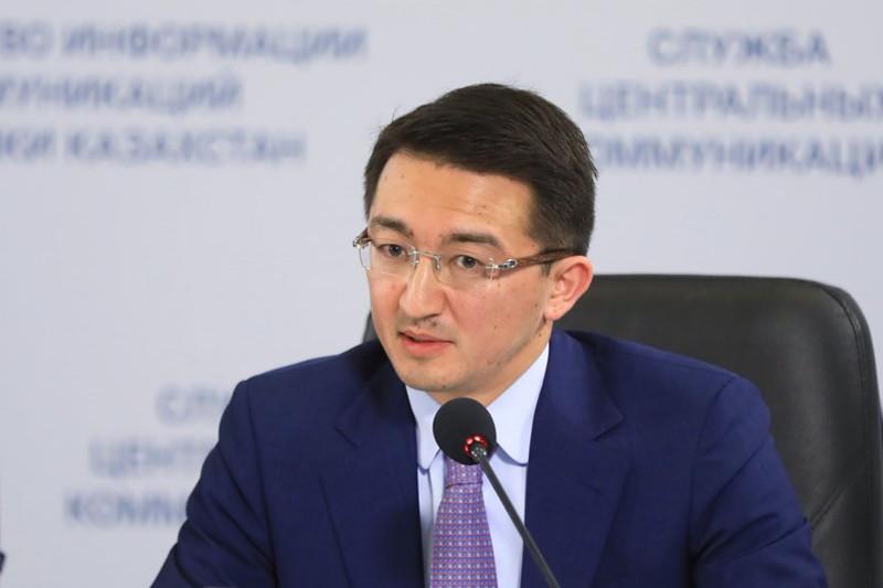 Жаслан Мәдиев ҚР Ұлттық экономика вице-министрі болып тағайындалды