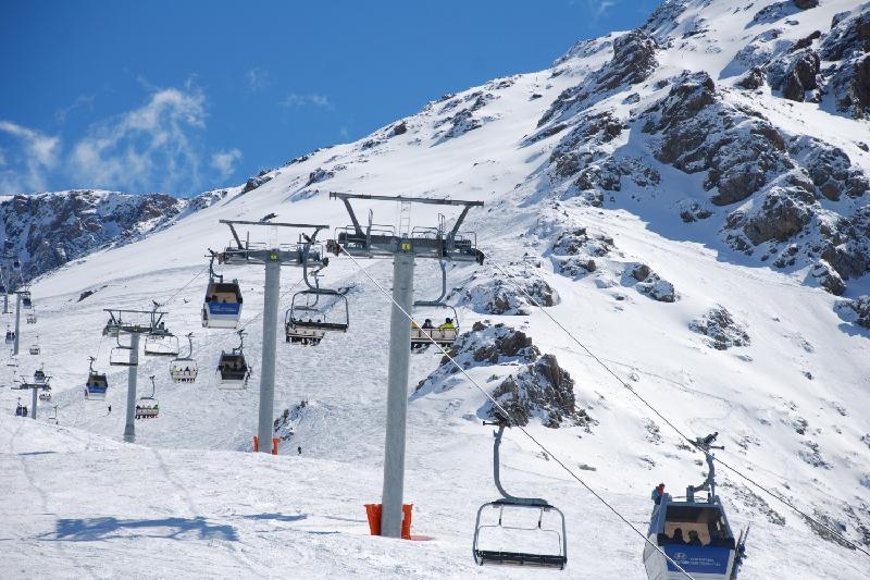 阿拉木图计划未来6年将新建10座高山滑雪场