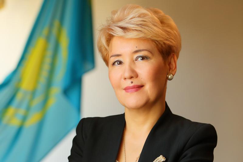 Президентімізді таңдауға жауапкершілікпен белсене қатысуымыз керек - Бибігүл Нүсіпжанова