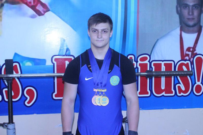 Қарағандылық спортшы ауыр атлетика бойынша 7 рекорд орнатты