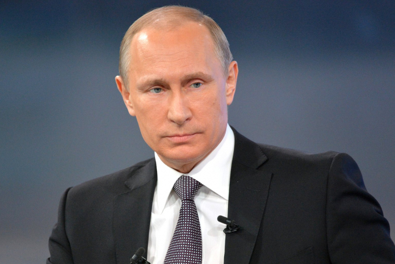 Direct Line with Vladimir Putin: President's annual Q&A session