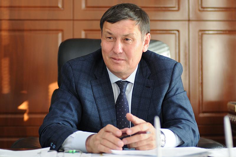 Ғалымжан Әбдірайымов Талдықорғанға әкім болып тағайындалды
