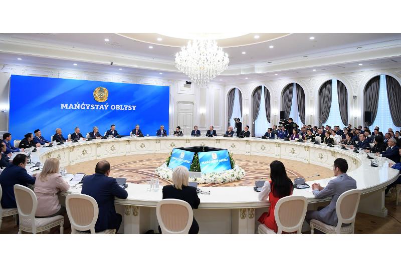 Қасым-Жомарт Тоқаев: Тек мұнай саласына ғана сеніп, өмір сүруге болмайды