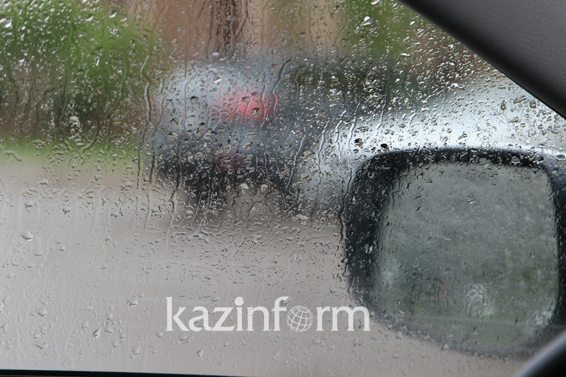 Storm alert issued for 5 rgns of Kazakhstan
