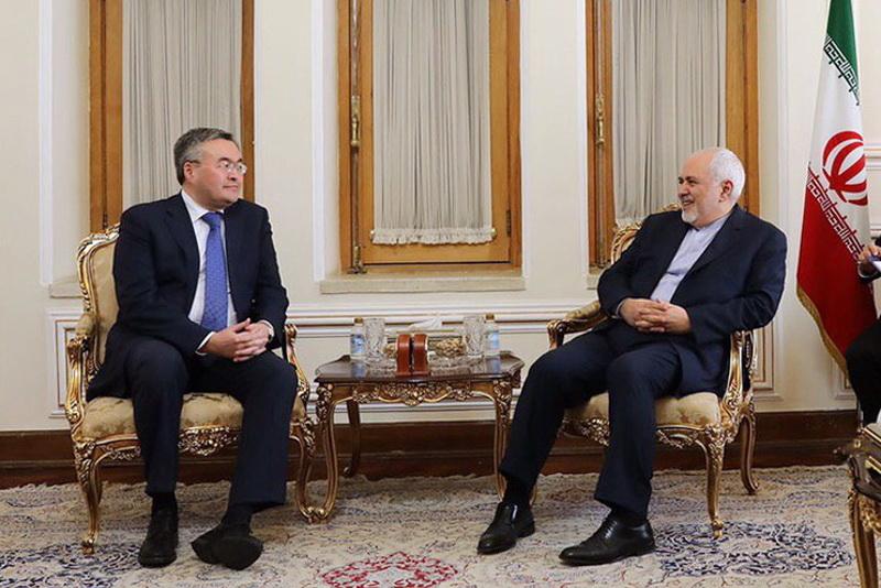 哈萨克斯坦-伊朗外交部间政治磋商会议在伊朗举行