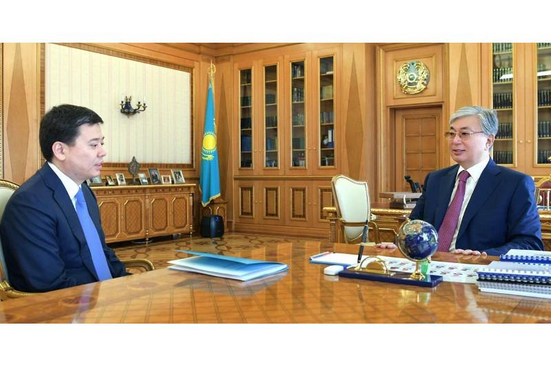 Қасым-Жомарт Тоқаев әділет министріне бірқатар тапсырмалар берді