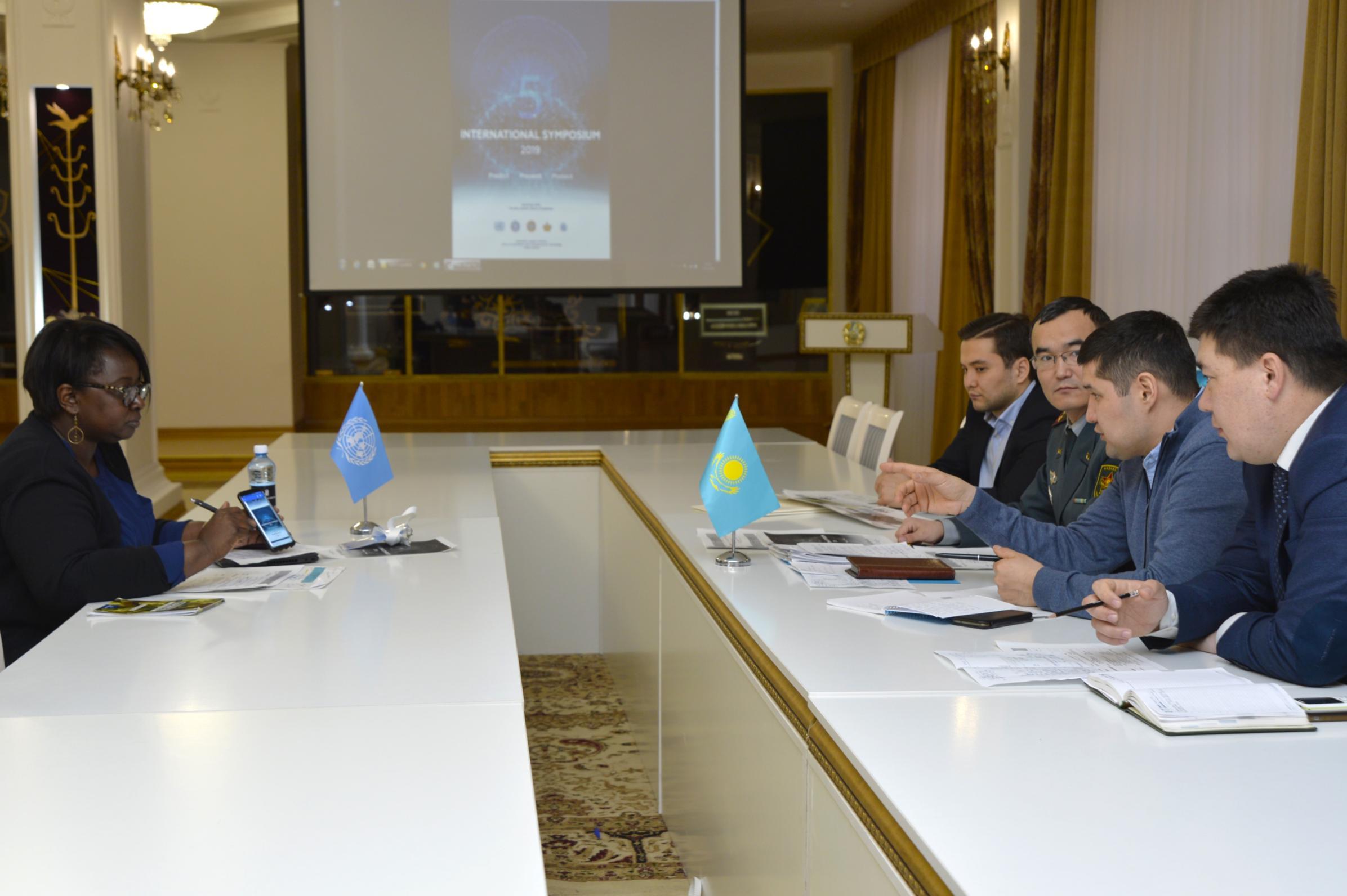 Астанада бітімгерлік жөніндегі V халықаралық симпозиум өтеді