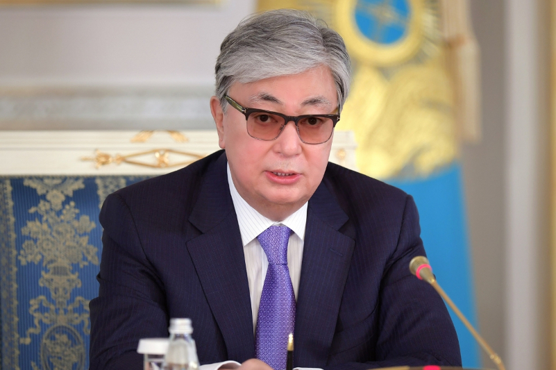 Tokayev on explosions in Sri Lanka: World community should unite efforts against this evil