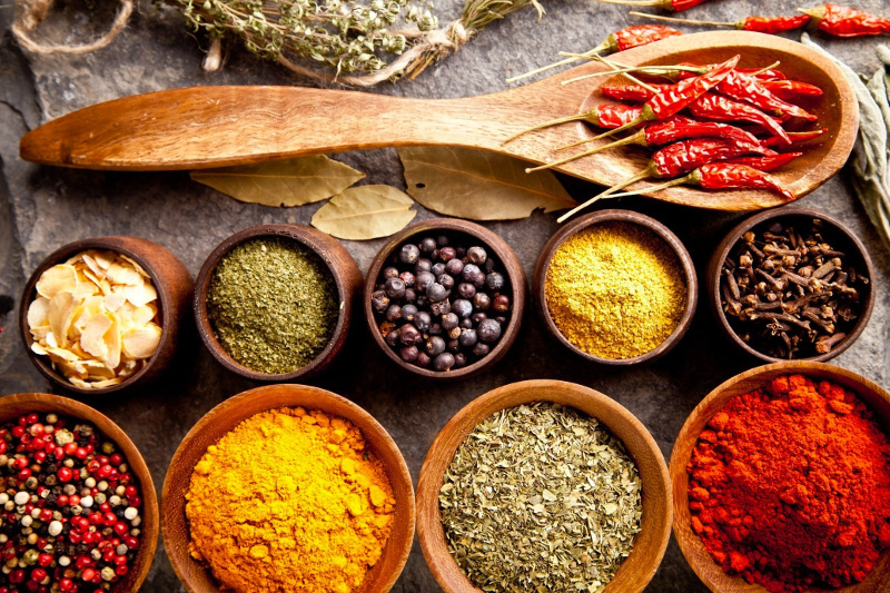 Spices in curry suppress respiratory problems, study finds