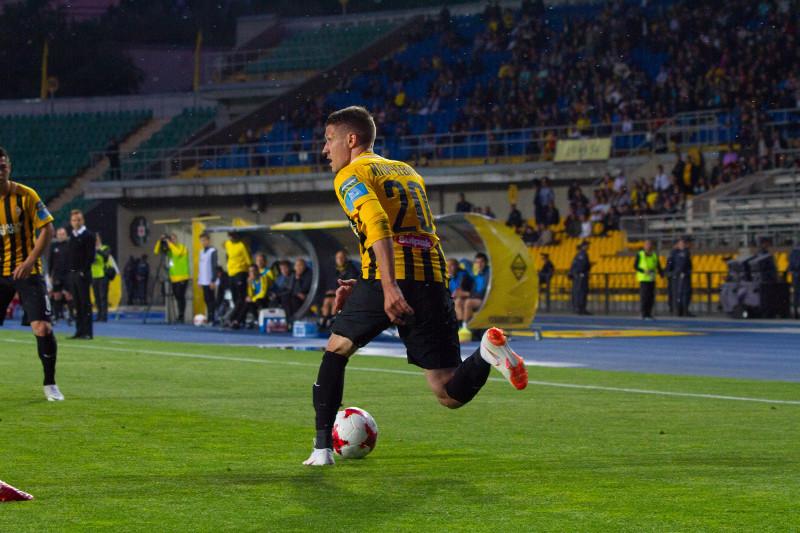 «Кайрат» потерпел первое поражение в чемпионате страны
