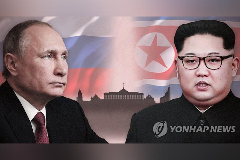 Первая встреча Владимира Путина и Ким Чен Ына может пройти в конце апреля