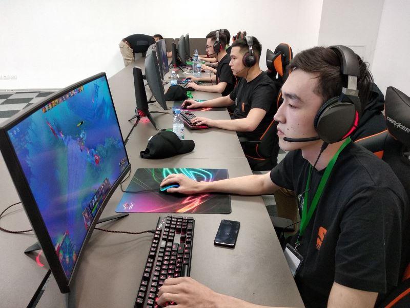 Победителями турнира по киберспорту в Бурабае стали алматинцы