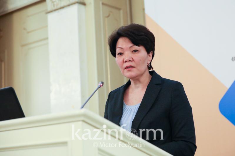Выработать единые подходы в создании условий для инвалидов призвала вице-министр труда