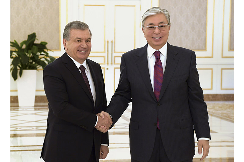 Joint Statement of Presidents of Kazakhstan and Uzbekistan