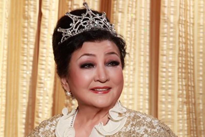 Народная артистка РК призвала казахстанцев  участвовать в президентских выборах