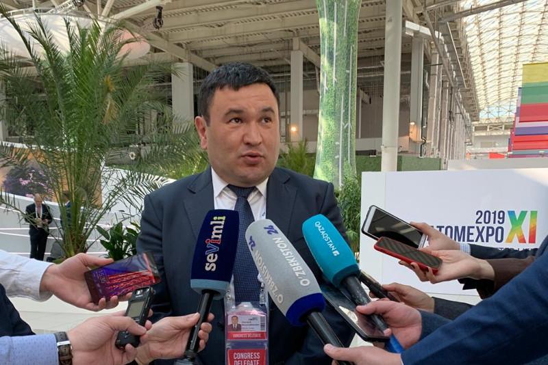 Узбекистан в течение месяца определится с приоритетной площадкой для строительства АЭС
