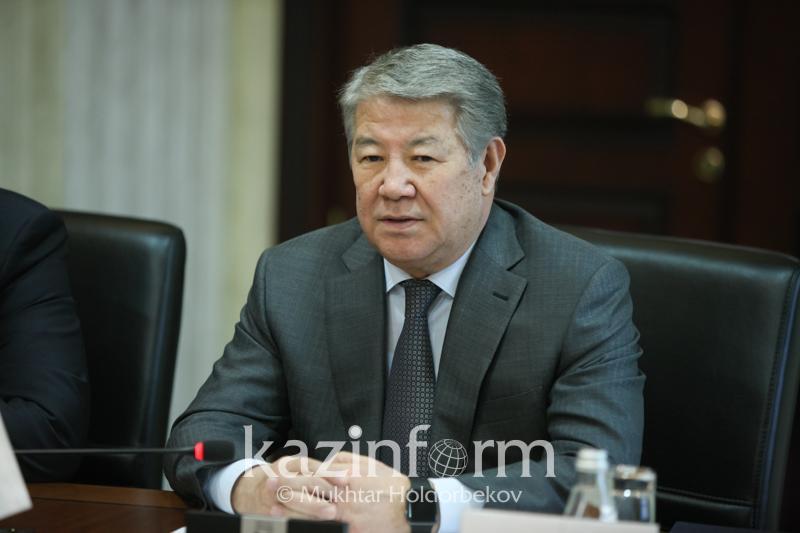 Аxметжан Есімов Үкіметтен шетелде қордың активтерін барынша қорғауды сұрады
