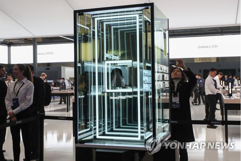 Samsung reveals full specs of Galaxy Fold