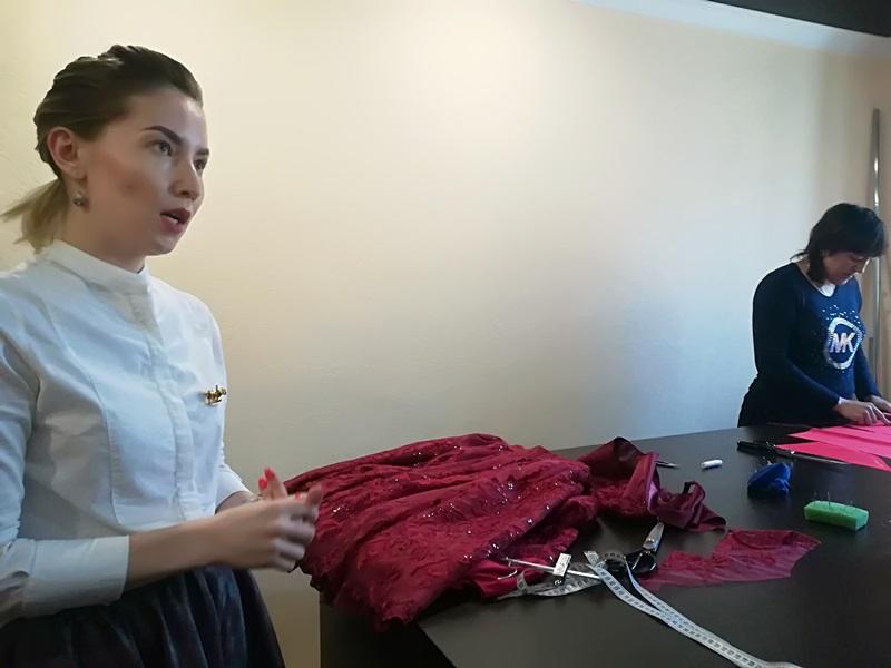 Североказахстанские модельеры готовятся к национальному конкурсу дизайнеров одежды