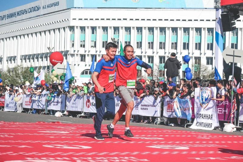 Какие улицы перекроют во время Алматы марафона