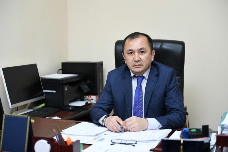 Түркістан облысының экономика басқармасына жаңа басшы тағайындалды