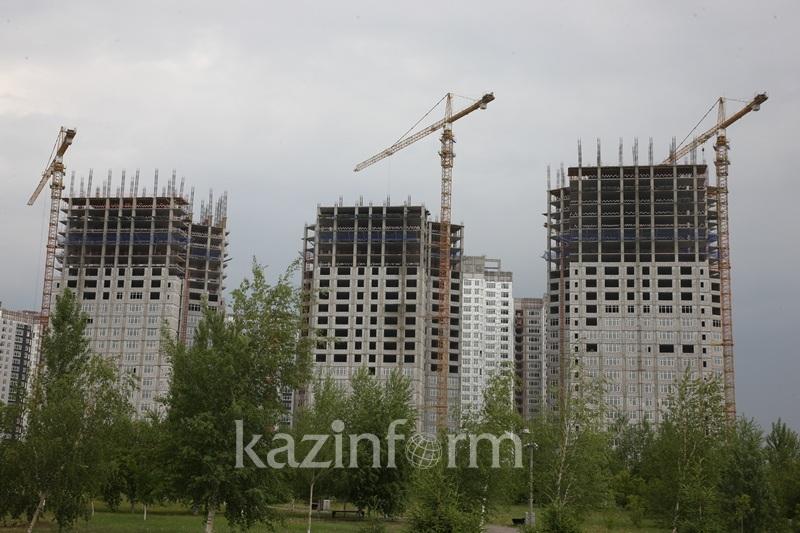 «Нұрлы жер» в Костанае: 41 многоэтажку построят в регионе