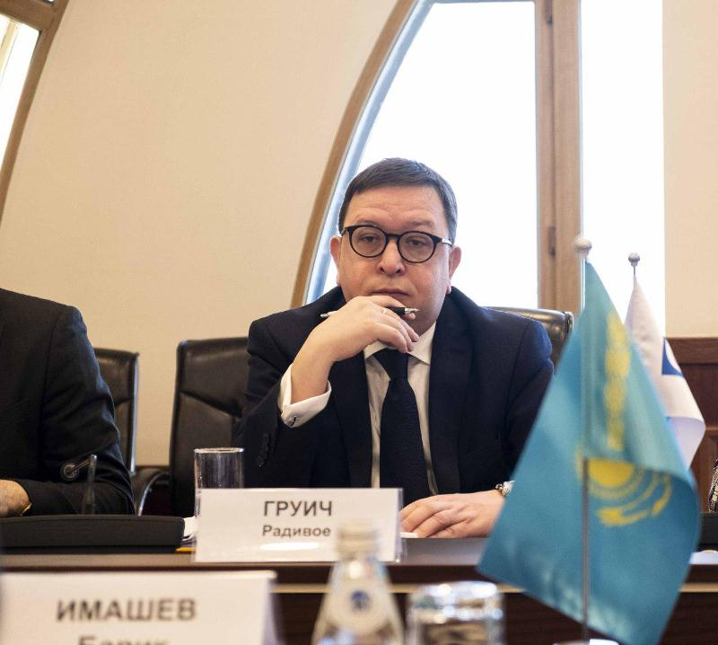 Central Election Commission head, OSCE/ODIHR Mission reps meet