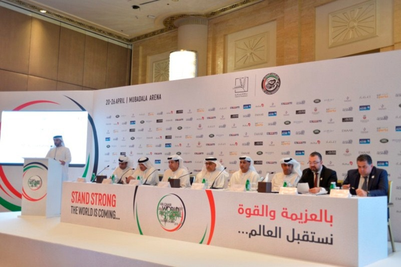 Thousands to take part in Abu Dhabi World Professional Jiu-Jitsu Championship
