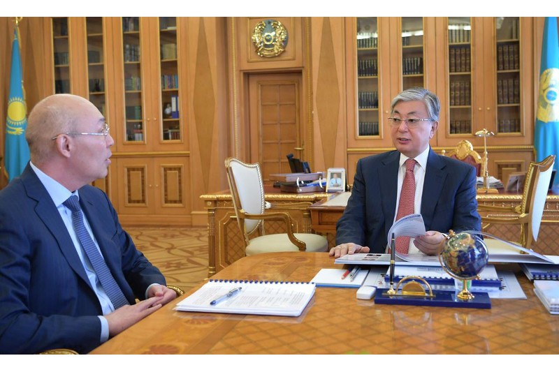 Tokayev: AIFC should step up efforts to attract foreign capital