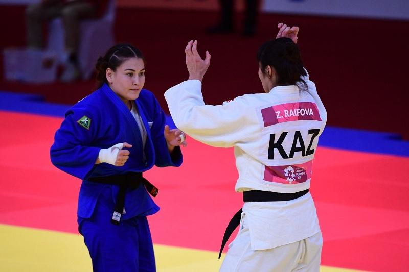 Назван состав сборной Казахстана по дзюдо на чемпионат Азии