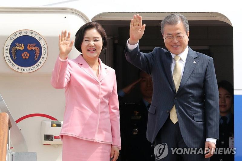 Moon Jae-in to visit Turkmenistan, Uzbekistan and Kazakhstan